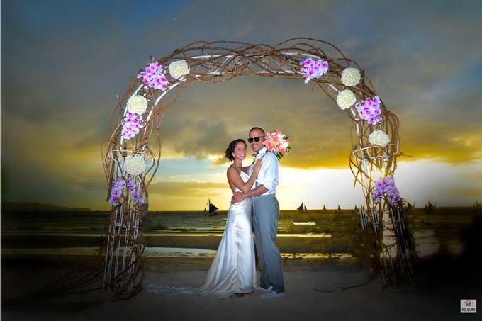 Wedding Bells in tropical Island by #1 Boracay Wedding Photographer - Joel Juliano - 017