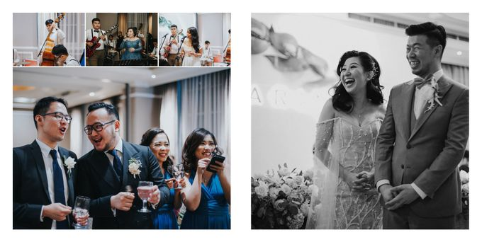 The Wedding of Carin and Stephen by Wong Hang Distinguished Tailor - 017