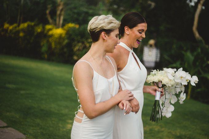 Jeanne & James Bali Wedding by SÁL PHOTO - 026