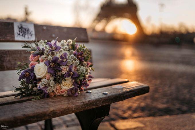 Exclusive Paris Pre Wedding Photo Shoot at Château de Fontainebleau by Février Photography   Paris Photographer - 033