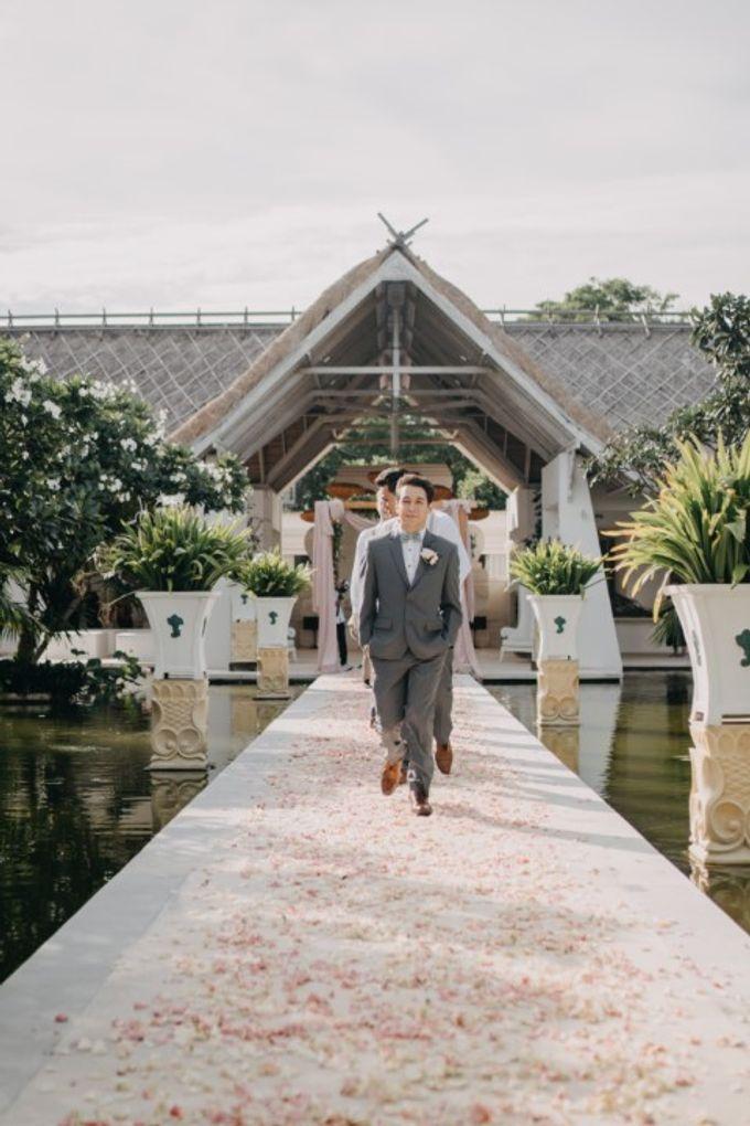 Jessica & Antonio Wedding by Bali Brides Wedding Planner - 013