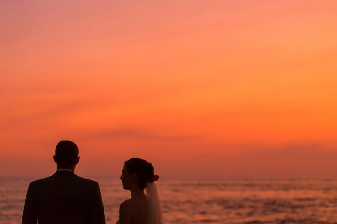 Colorful Day For Jess & Jack by D'studio Photography Bali - 010
