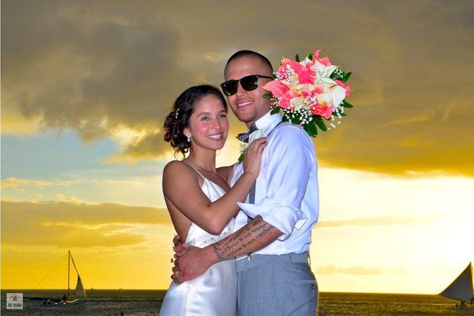Wedding Bells in tropical Island by #1 Boracay Wedding Photographer - Joel Juliano - 018