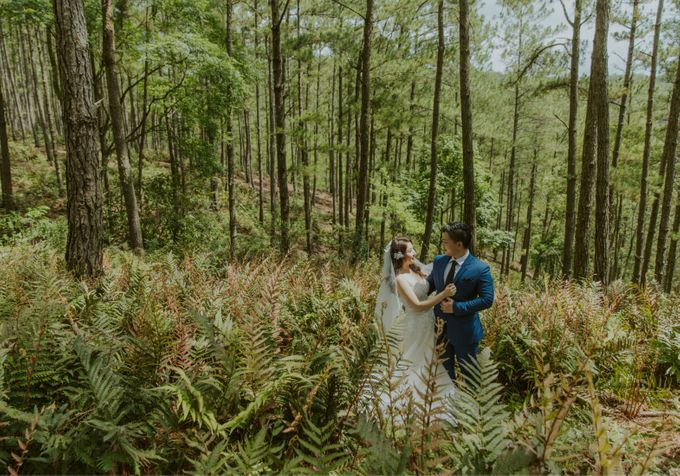Pre-wedding photography in Da Lat Vietnam by Colours of Vietnam - 005