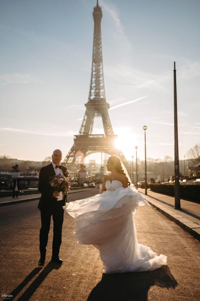 Exclusive Paris Pre Wedding Photo Shoot at Château de Fontainebleau by Février Photography   Paris Photographer - 034