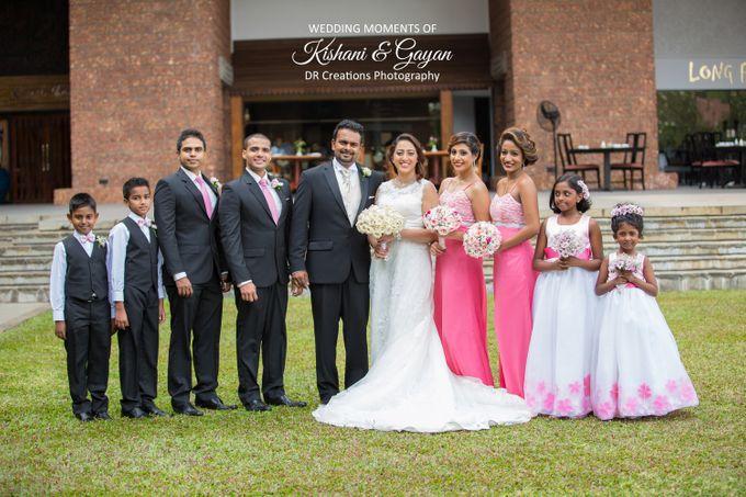 Wedding of Kishani & Gayan by DR Creations - 028