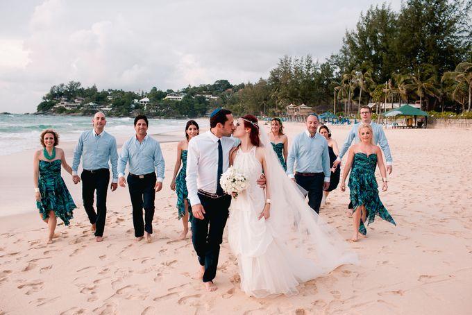 Romantic Phuket wedding by Hilary Cam Photography - 015