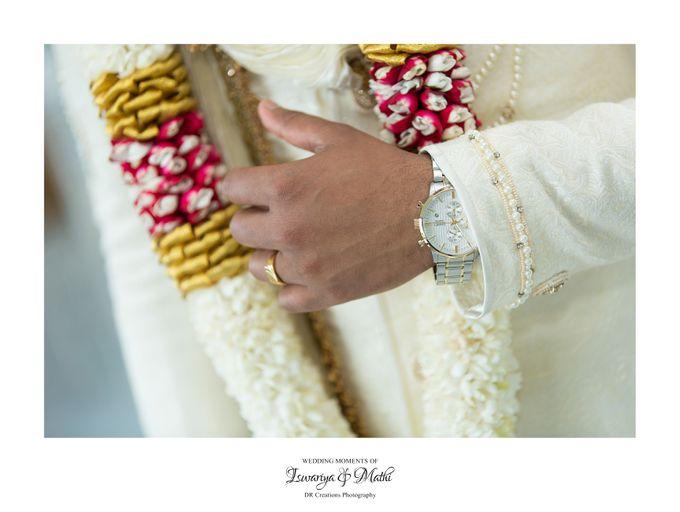 Wedding of Ishwariya & Mathi by DR Creations - 006