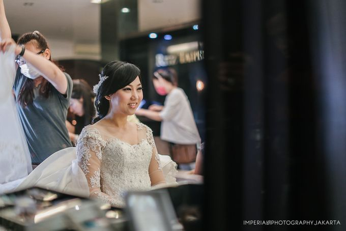 Yonathan & Dina Wedding by Imperial Photography Jakarta - 004