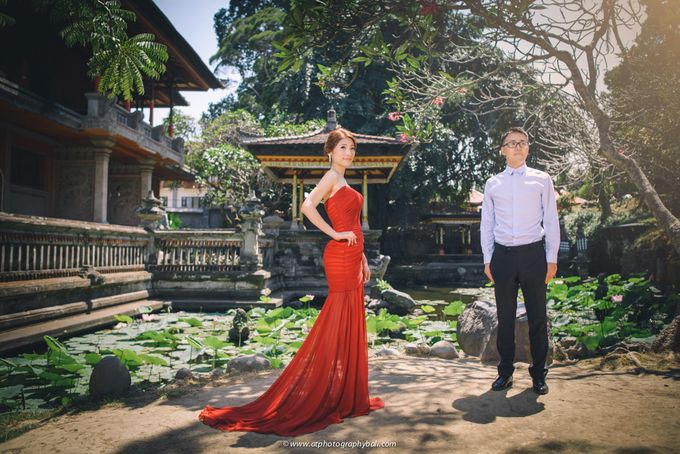 Bali Pre Wedding by AT Photography Bali - 003