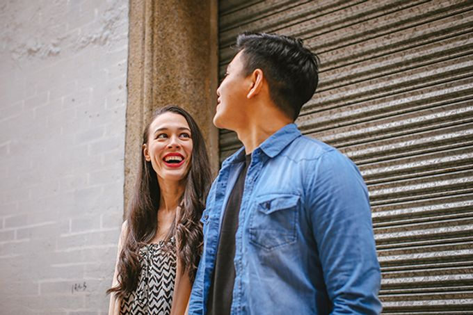 Silver and Jenn Macau Engagement Session by Leighton Andante - 006