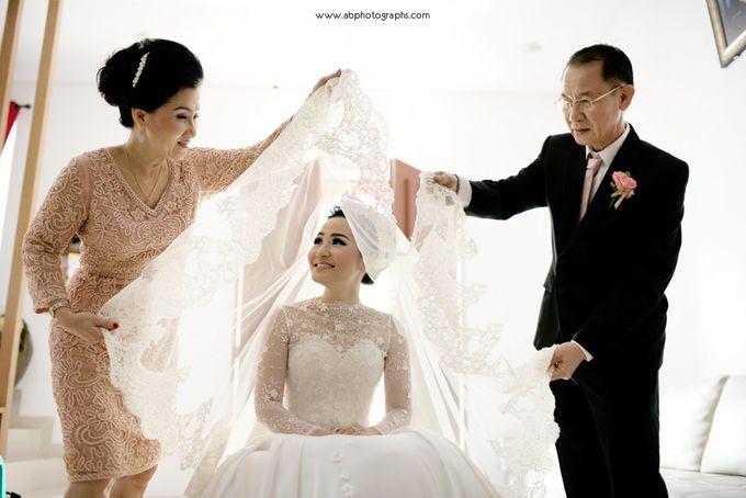 THE WEDDING OF RICHARD & LYDIA by Cynthia Kusuma - 006