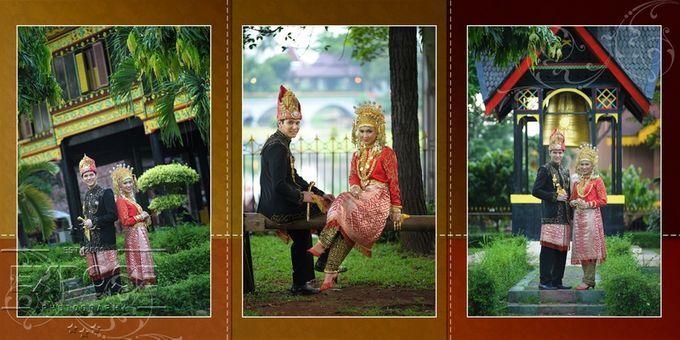Rara & Fajri by Expose Wedding Photography - 006