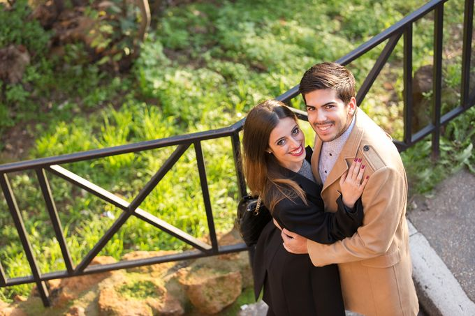 Engagement of Benedetta & Manolo by DR Creations - 005