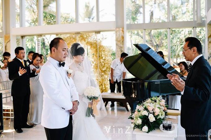 WEDDING OF IVAN & NOVA by Sofitel Bali Nusa Dua Beach Resort - 004