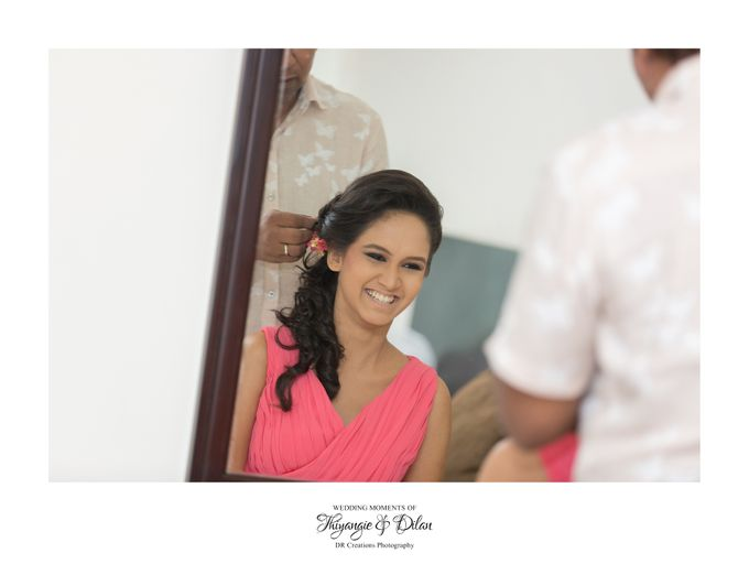 Wedding of Thiyangie & Dilan by DR Creations - 006