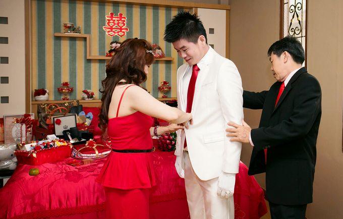 Fery & Nova - Wedding Day by HD Photography - 009
