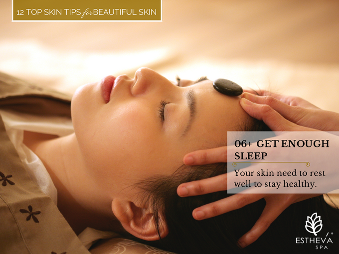 Top 12 Skincare Tips for Beautiful and Younger Skin by ESTHEVA Spa - 007