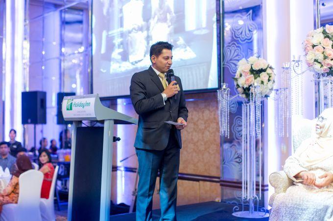 Malay Wedding Extraordinaire Celebration - Daniaal & Suhaila by Born2talk - 005