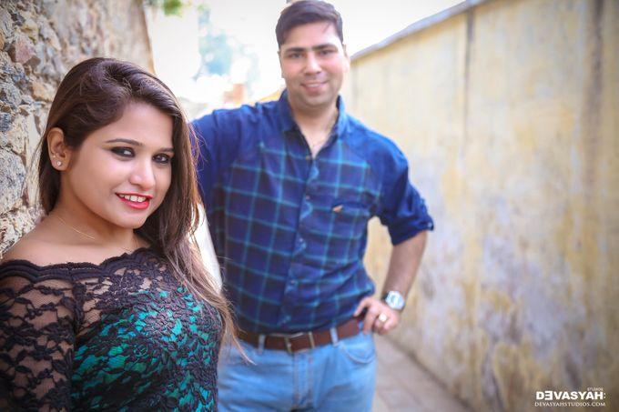 Jinal And Dharmesh by Devasyah: Studios - 005