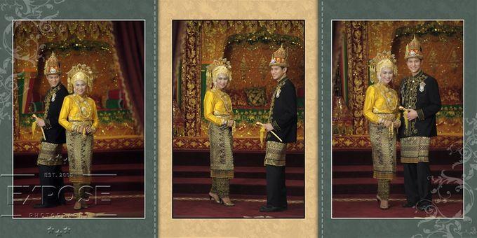 Rara & Fajri by Expose Wedding Photography - 022