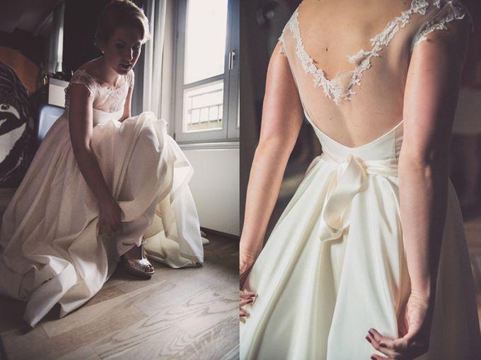 Vintage Wedding by United Photographers - 006