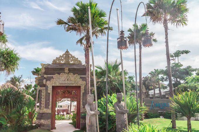 WEDDING OF SURAJ & KIRAN by Sofitel Bali Nusa Dua Beach Resort - 005