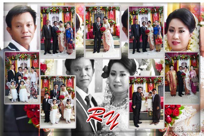 Batak Wedding by PotRET Studio Foto - 009