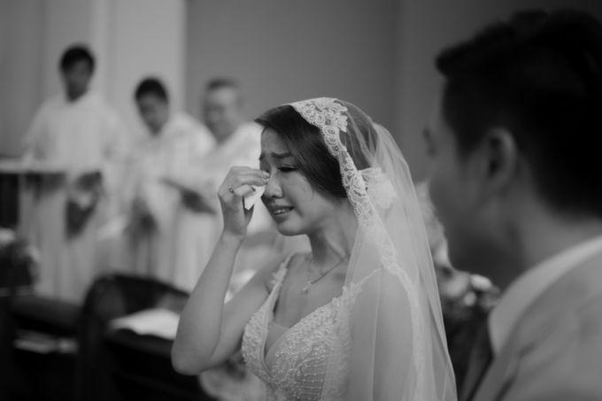 Alvin & Natasha Wedding by Philip Formalwear - 014