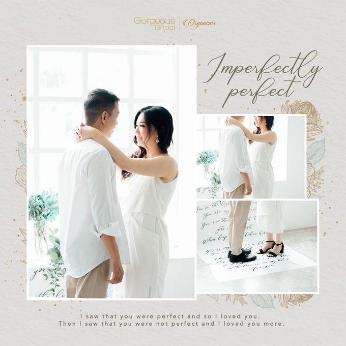 Our LOVE Story ... by Gorgeous Bridal Jakarta - 001