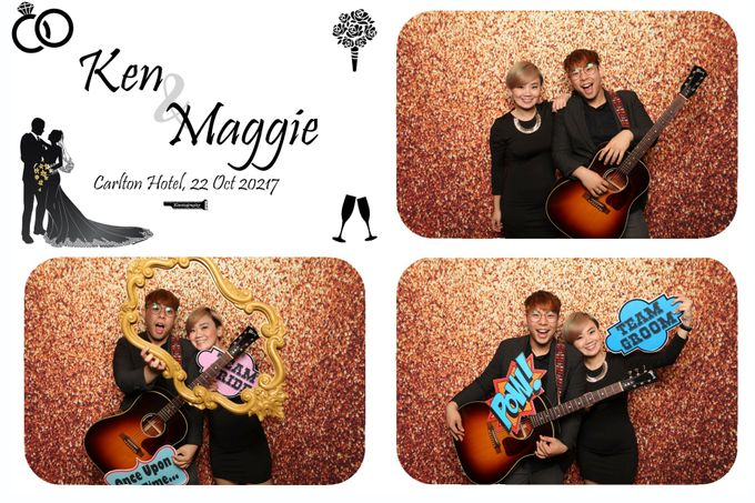 Ken and Maggie by Carlton Hotel Singapore - 007