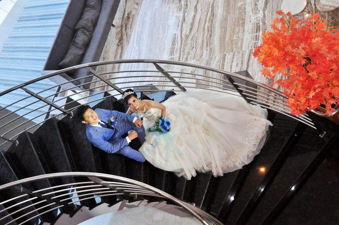 The Wedding Stevan & Sherly by Zandrew Videography - 001