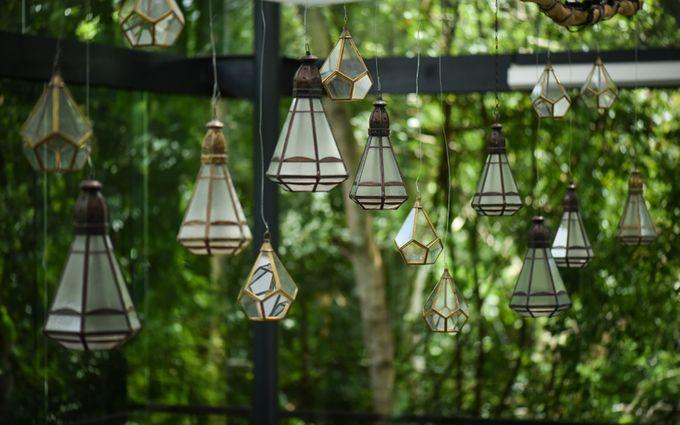 Minangkabau Traditional wedding set up at The Glass House by Tirtha Bali - 007