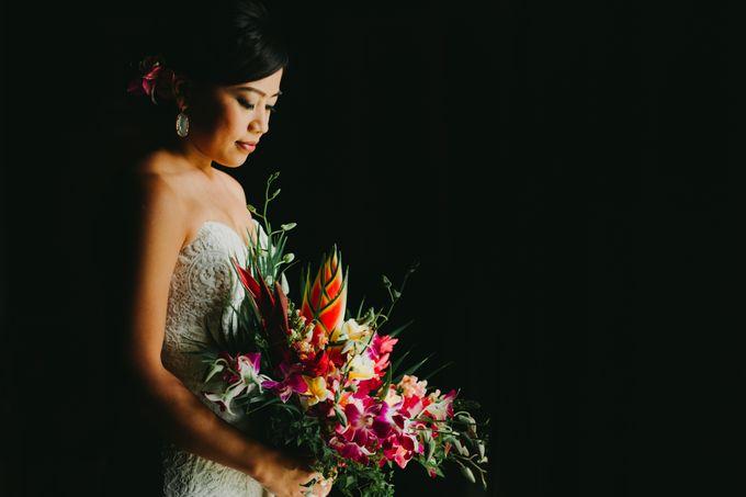The Wedding of Mark & Maria by BDD Weddings Indonesia - 007