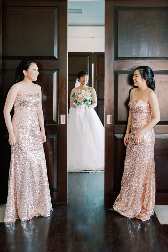 Wedding of Brian & Michelle by Nika di Bali - 007