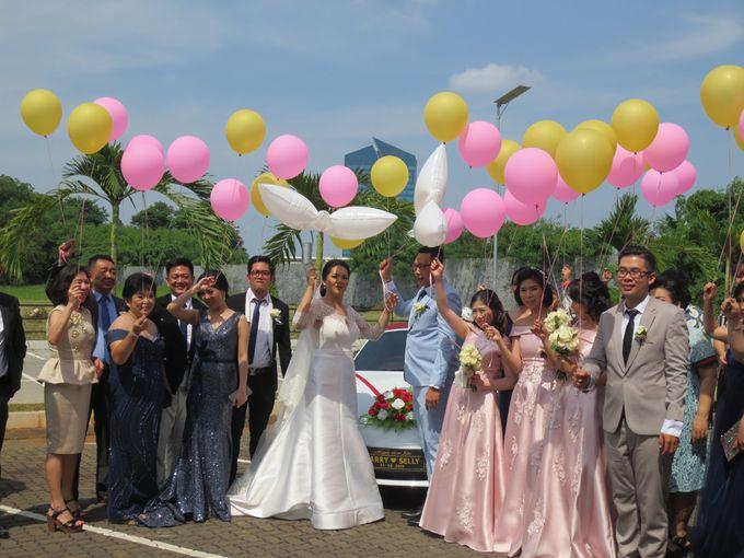 Garry & Selly Wedding by deVOWed Wedding & Event Planner - 007