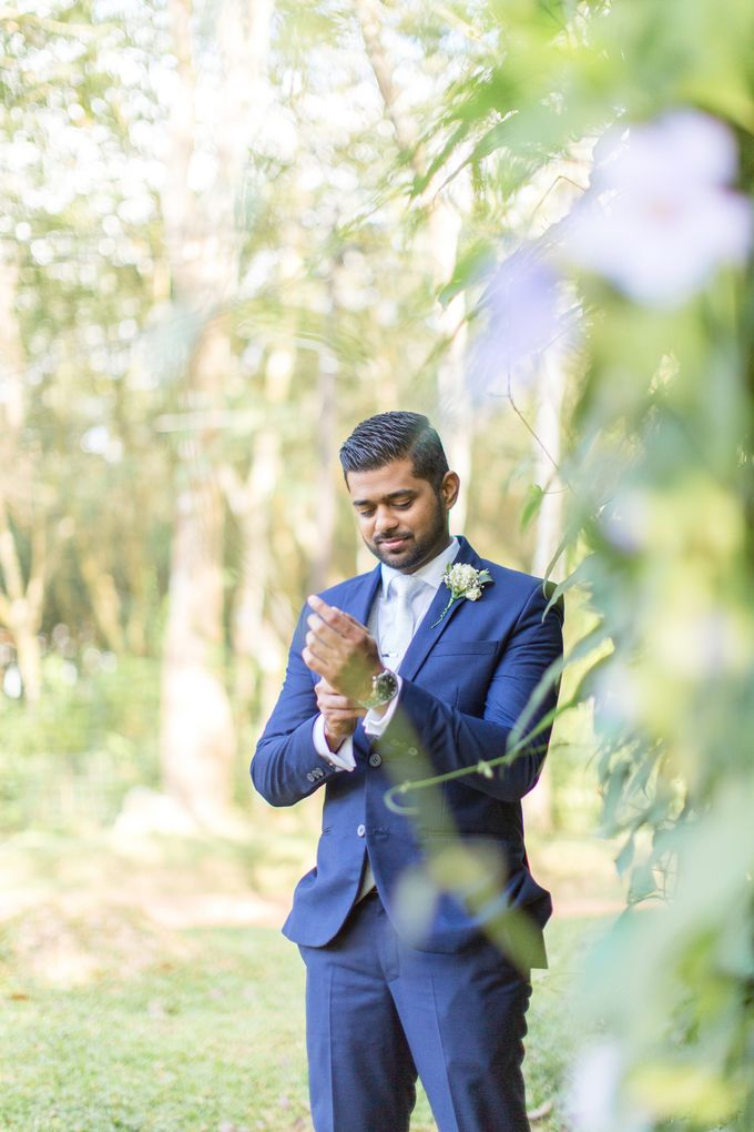 Wedding of Prabudhi & Thilina by DR Creations - 007