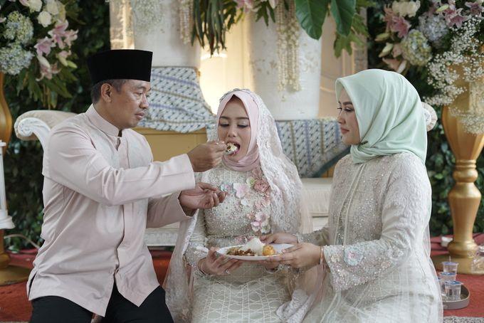 Nur & Utari wedding by isamare - 005