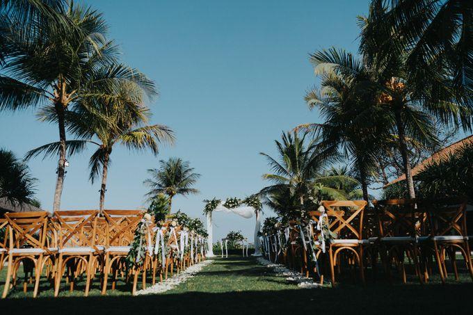 The Wedding of Shahril & Vivian by BDD Weddings Indonesia - 007