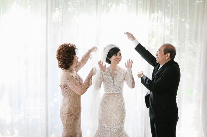 The Wedding of Johnsen & Fortunata by BDD Weddings Indonesia - 007