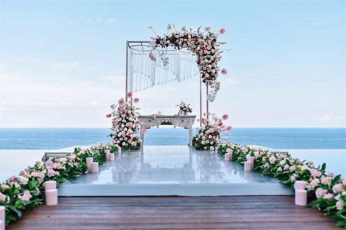 The Wedding of Donald & Larissa by BDD Weddings Indonesia - 007