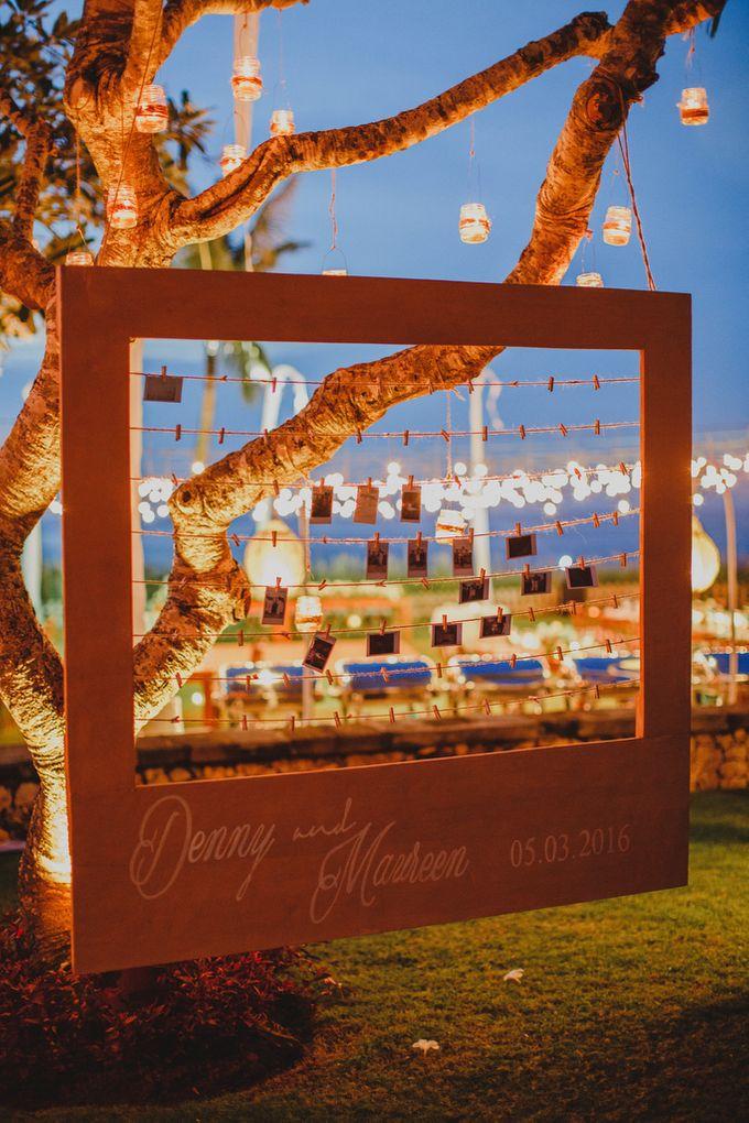 The Wedding of Denny & Maureen by BDD Weddings Indonesia - 007