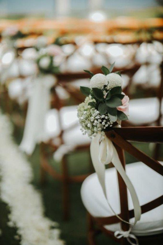 The Wedding of Benjamin & Wenjie by BDD Weddings Indonesia - 007