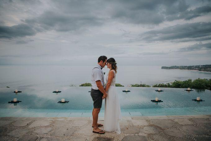 Nathan & Selina @ Villa Bayuh Sabbha by Bali Dream Day - 006