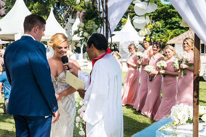 Carly & Matt at Villa Atas Ombak by Stephan Kotas Photography - 027