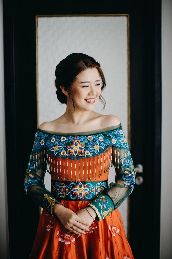 The Wedding of Chuan Yi & Elva by Varawedding - 014
