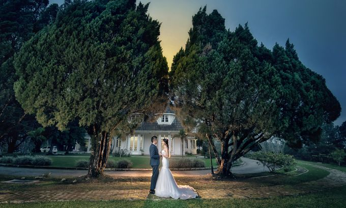Pre Wedding Puncak Dani by GMPS Wedding Film and Photography - 003