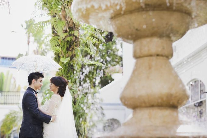 Garden Wedding of Ricky & Inggrid by All Occasions Wedding Planner - 019