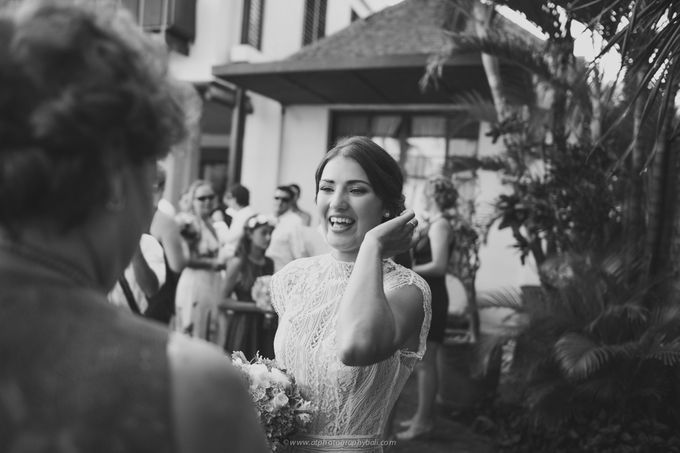 Jade & Jeremy | Wedding in Bali by AT Photography Bali - 017