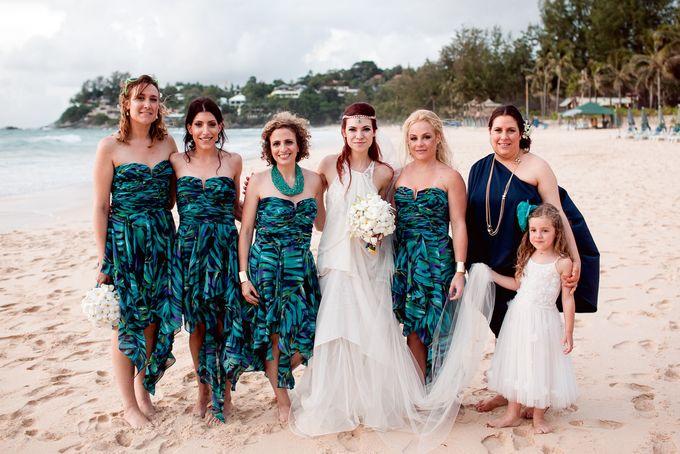 Romantic Phuket wedding by Hilary Cam Photography - 016